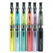 Rainbow Coloured ShishaTime Infinity CE4 Rechargeable Starter Kits