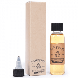 Charlies Campfire 50ml Shortfill E-Liquid