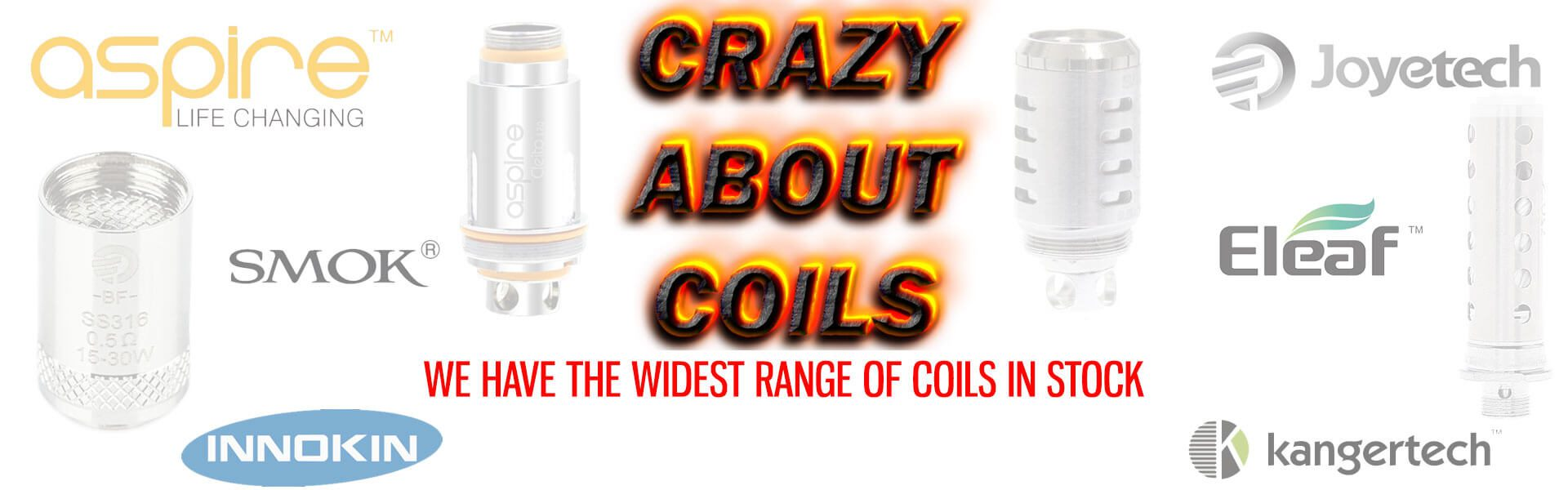 crazy about coils optimized