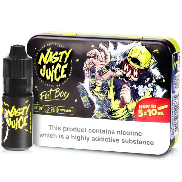 Nasty Juice Fat Boy E-Liquid 10ml