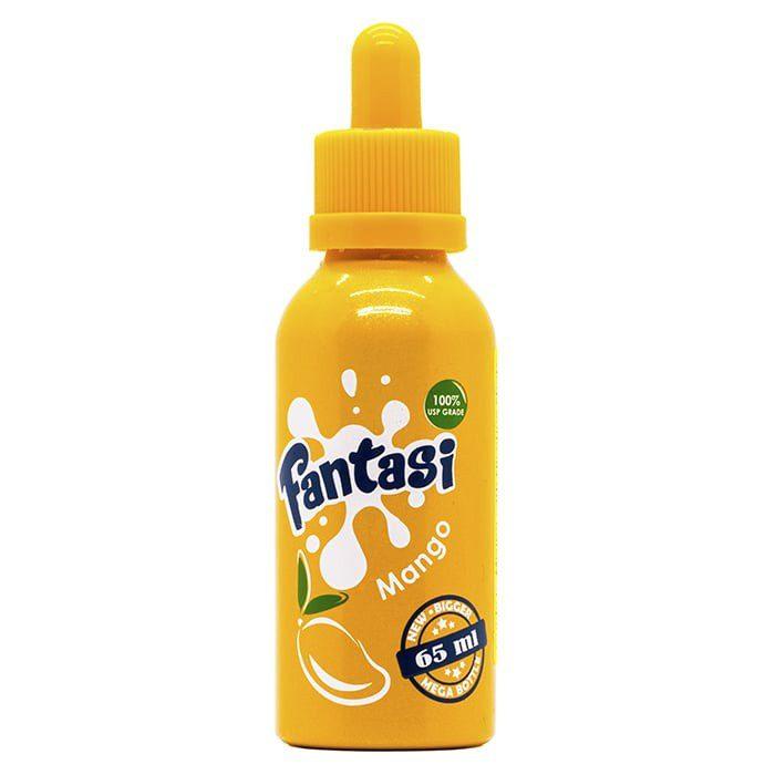 Fantasi Mango 50ml Shortfill E-Liquid