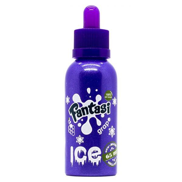 Fantasi Grape Ice 50ml Shortfill E-Liquid