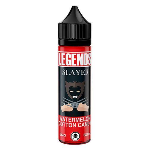Legends Slayer Watermelon Cotton Candy 50ml Shortfill E-Liquid