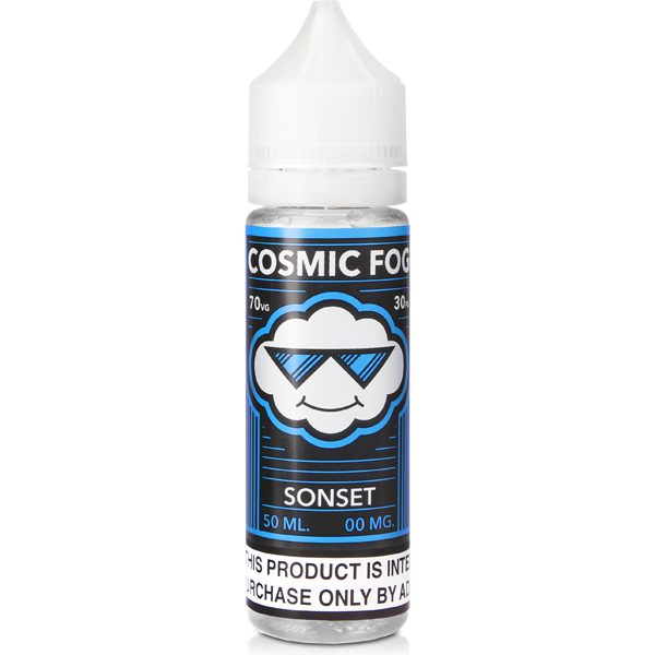 Cosmic Fog Sonset 50ml Shortfill E-Liquid
