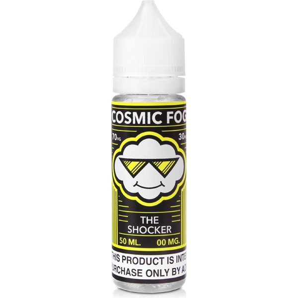 Cosmic Fog The Shocker 50ml Shortfill E-Liquid