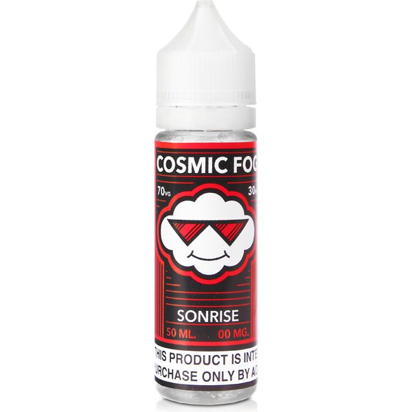 Cosmic Fog Sonrise 50ml Shortfill E-Liquid