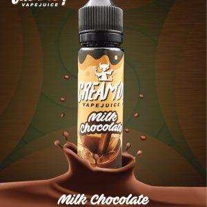 Cream'd Milk Chocolate 50ml Shortfill E-Liquid