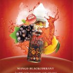 Empire Brew Mango Blackcurrant 50ml