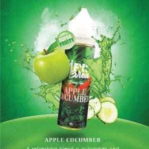 Empire Brew Apple Cucumber 50ml Shortfill E-Liquid