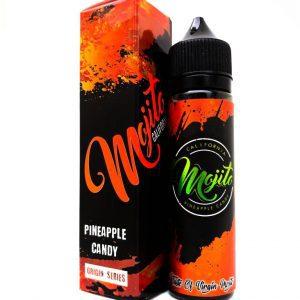 Mojito Pineapple Candy 50ml Shortfill E-Liquid