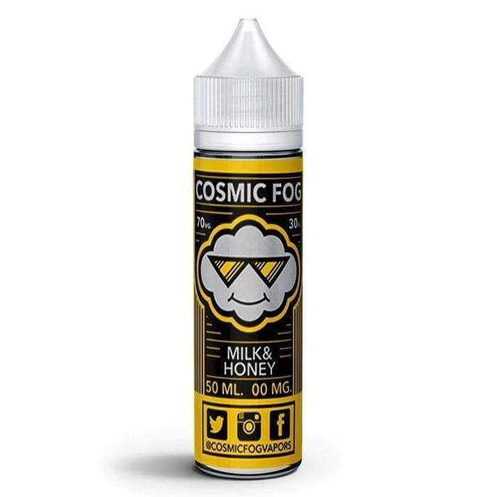Cosmic Fog Milk And Honey 50ml Shortfill E-Liquid