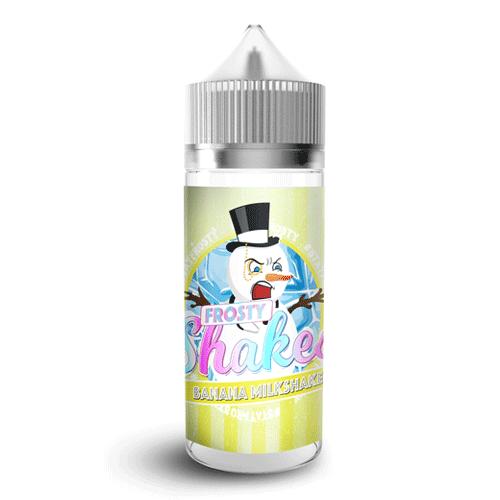Dr Frost Banana Milkshake 100ml Shortfill E-Liquid