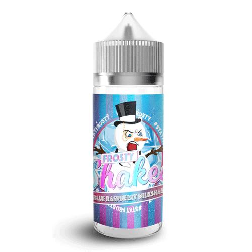 Dr Frost Blue Raspberry Milkshake 100ml Shortfill E-Liquid