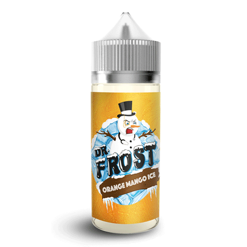 Dr Frost Orange Mango Ice 100ml Shortfill E-Liquid