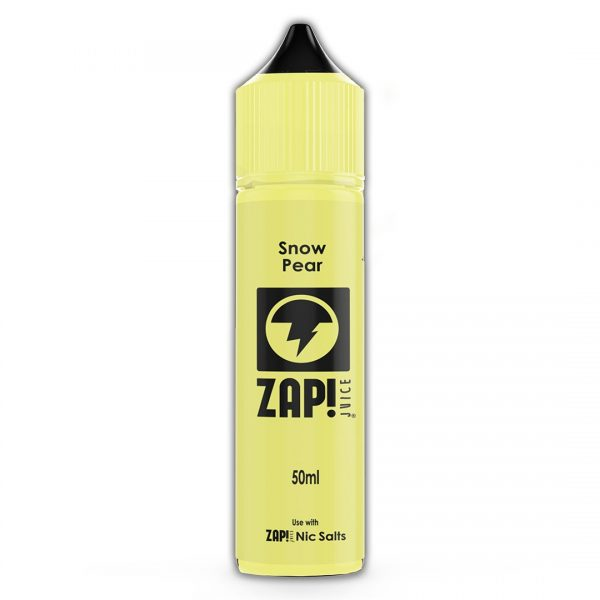 ZAP! Snow Pear 50ml Shortfill E-Liquid