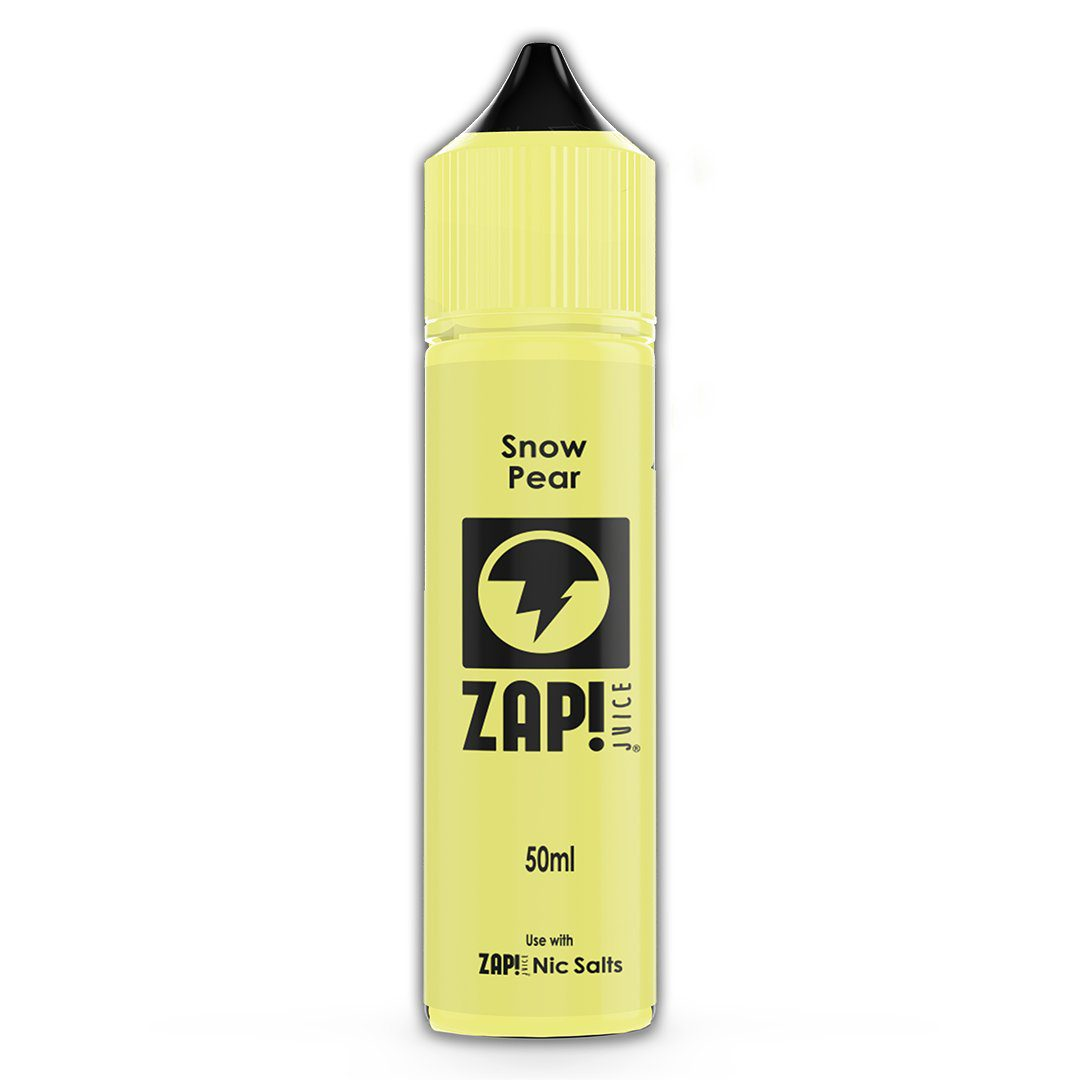 ZAP! Snow Pear 50ml Shortfill E-Liquid