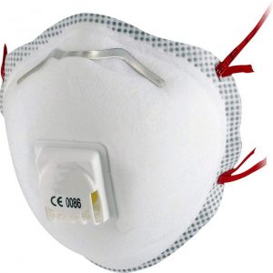 N95 Mask With Valve
