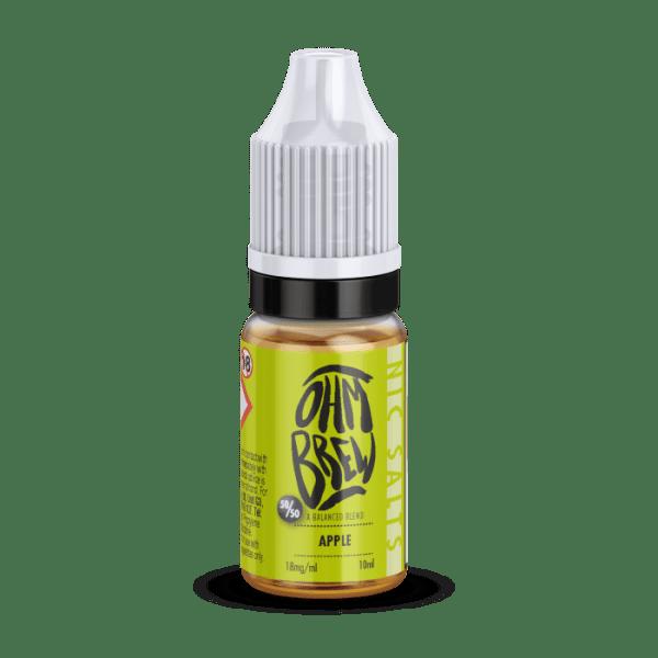 Ohm Brew Apple 10ml Nic Salt E-Liquid