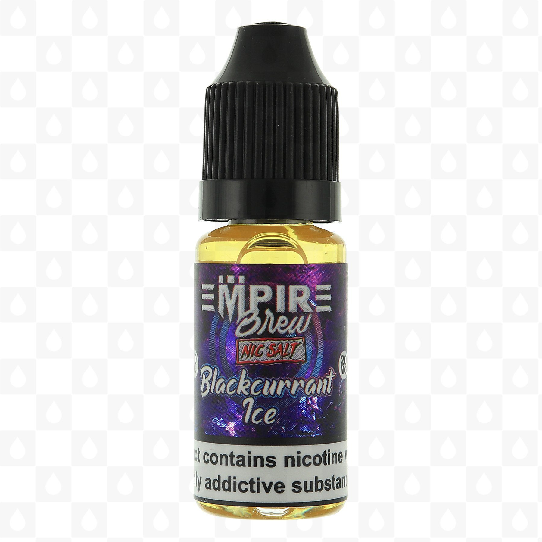 Empire Brew Blackcurrant Ice Nic Salt 10ml E-Liquid