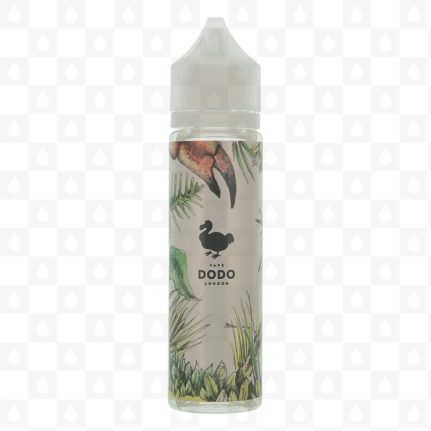 Vape Dodo Cast-Away Coconut 50ml Shortfill E-Liquid