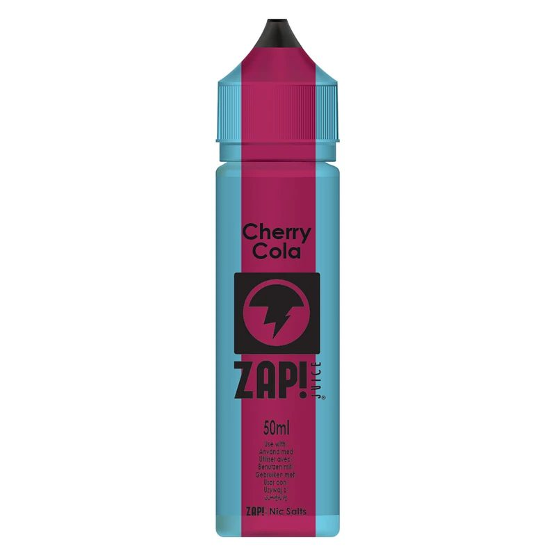 Zap! Cherry Cola 50ml Shortfill E-Liquid