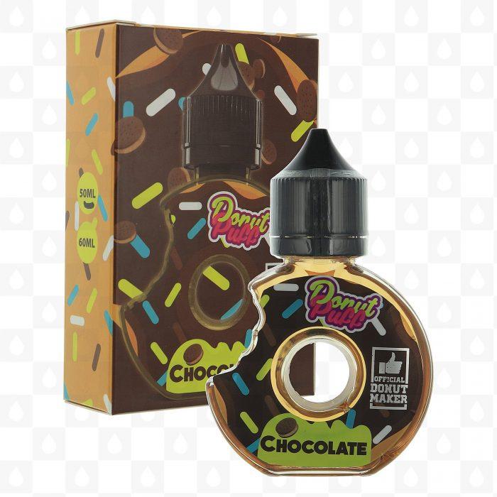 Donut Puff Chocolate 50ml Shortfill E-Liquid