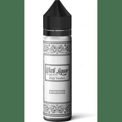 Wick Liquor Deja Voodoo 50ml Shortfill E-Liquid