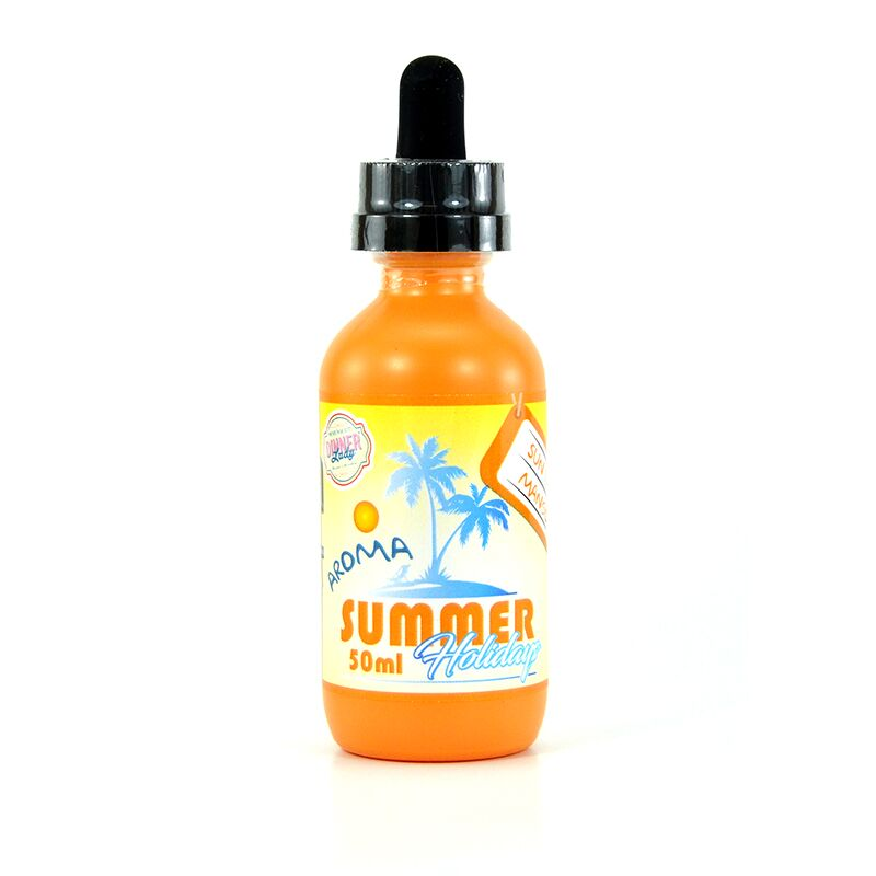 Dinner Lady Sun Tan Mango 50ml Shortfill E-Liquid