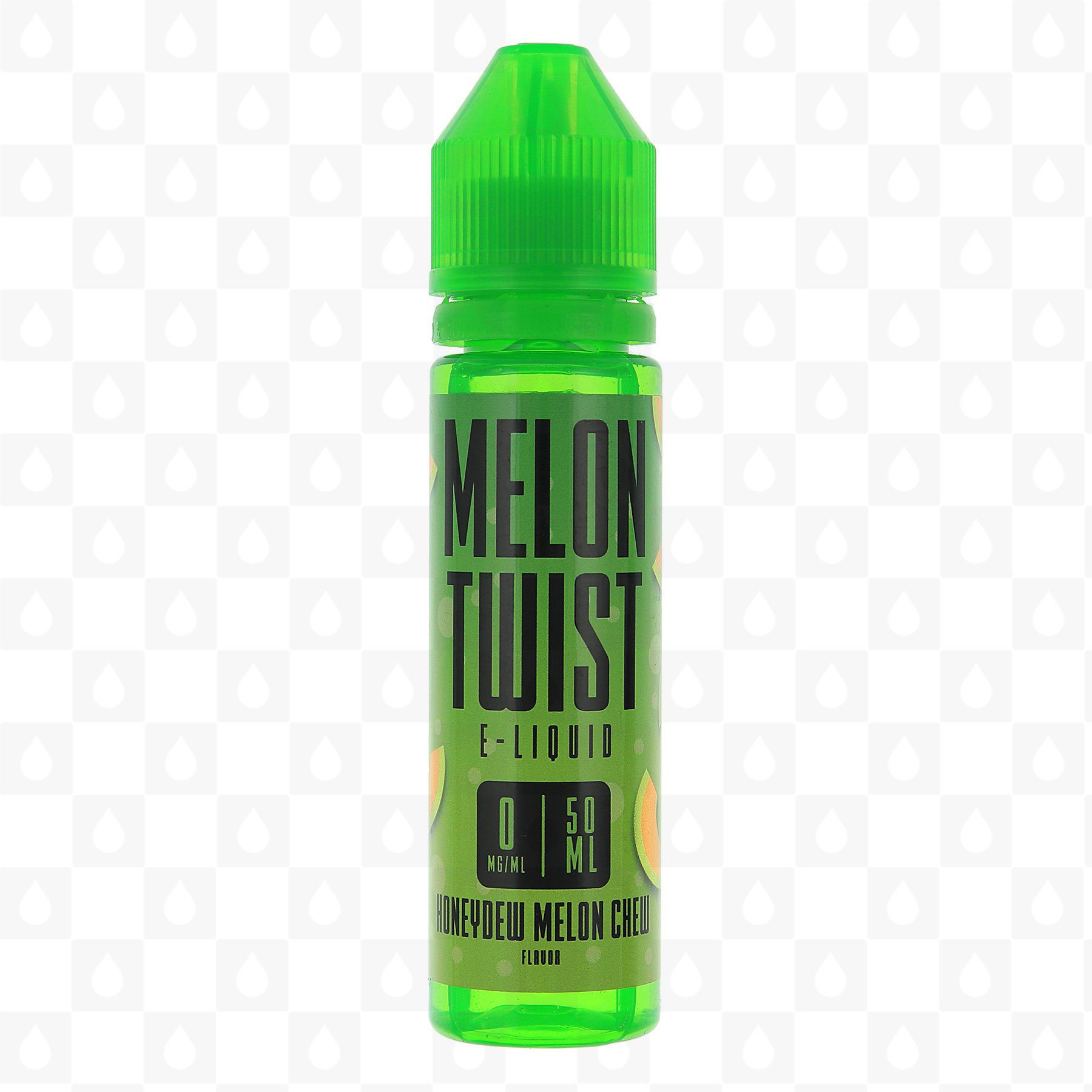 Melon Twist Honeydew Melon Chew 50ml Shortfill E-Liquid