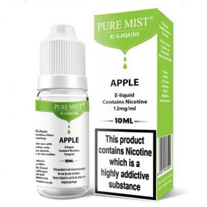 Pure Mist Apple 10ml E-Liquid