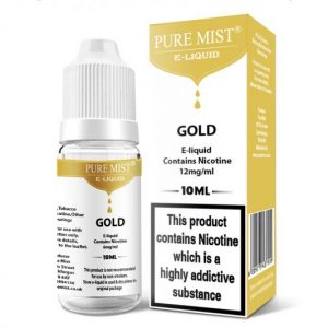 Pure Mist Gold 10ml E-Liquid