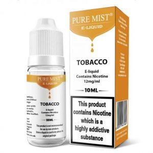 Pure Mist Tobacco E-Liquid 10ml