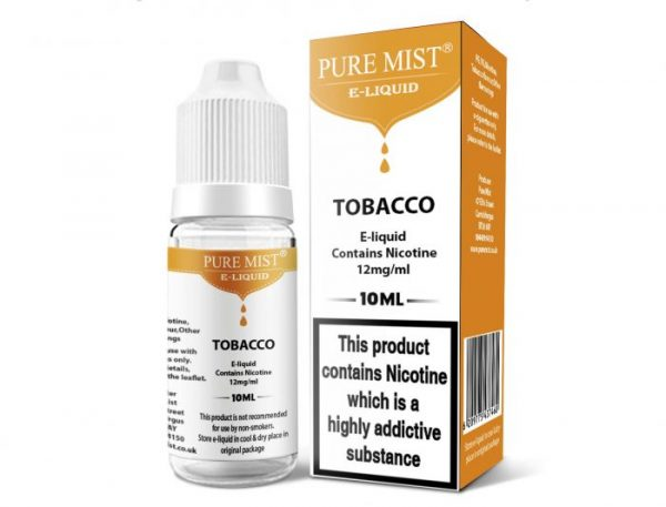 Pure Mist Tobacco E-Liquid 10ml