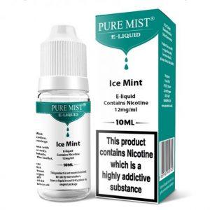 Pure Mist Ice Mint 10ml E-Liquid