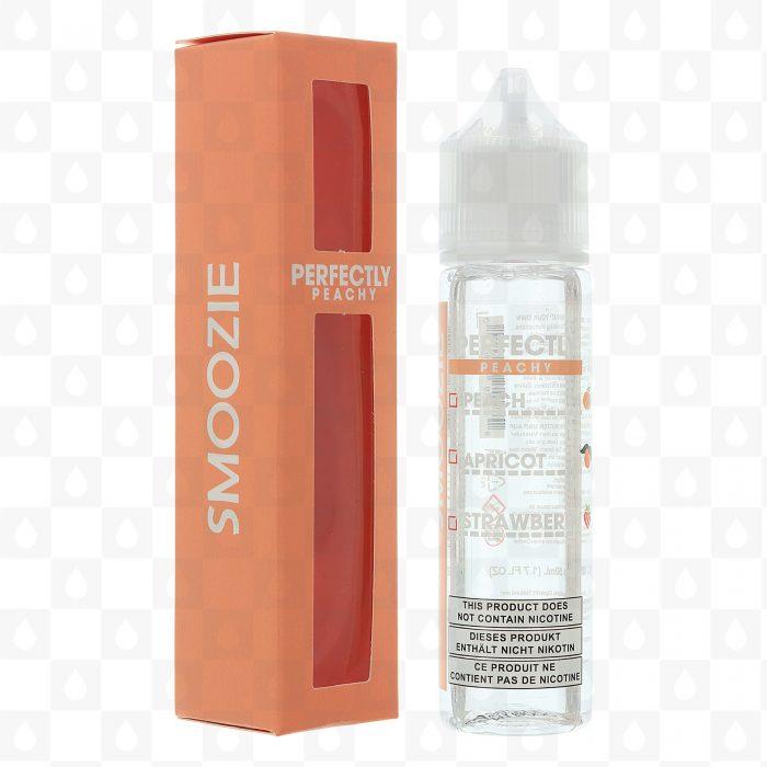 Smoozie Perfectly Peachy 50ml Shortfill E-Liquid