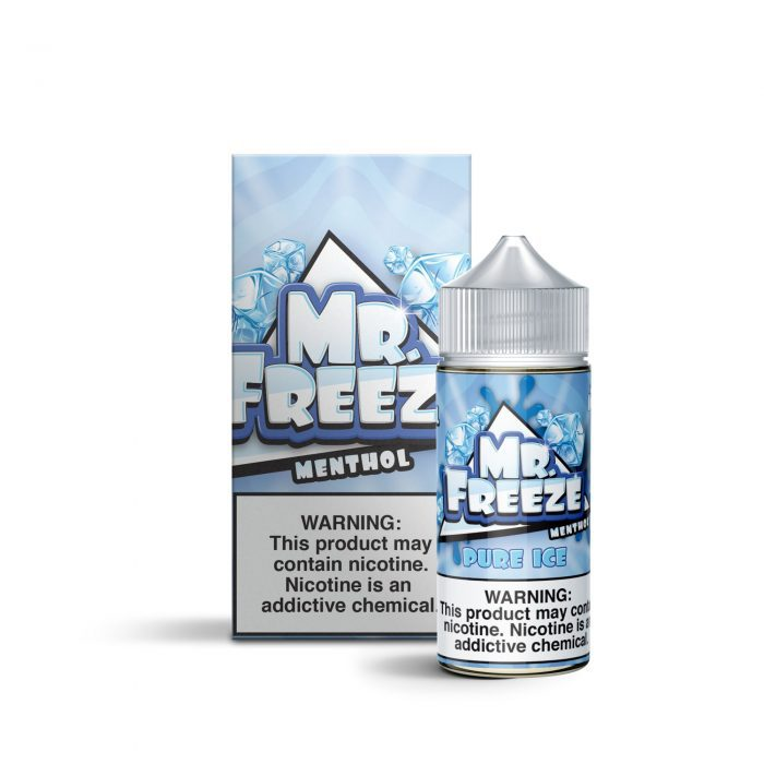 Mr Freeze Pure Ice 100ml Shortfill E-Liquid