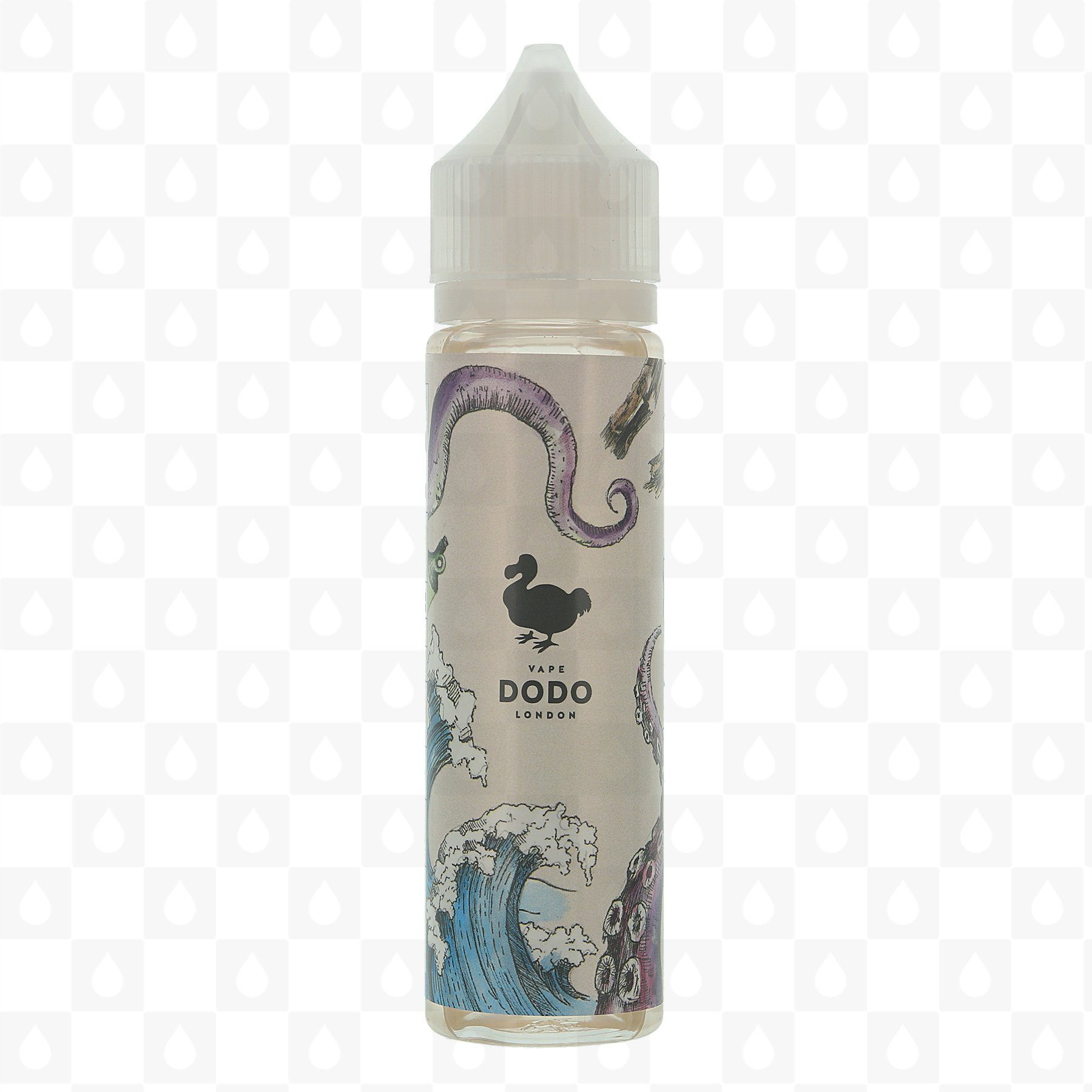 Vape Dodo Raspberry Moonshine 50ml Shortfill E-Liquid