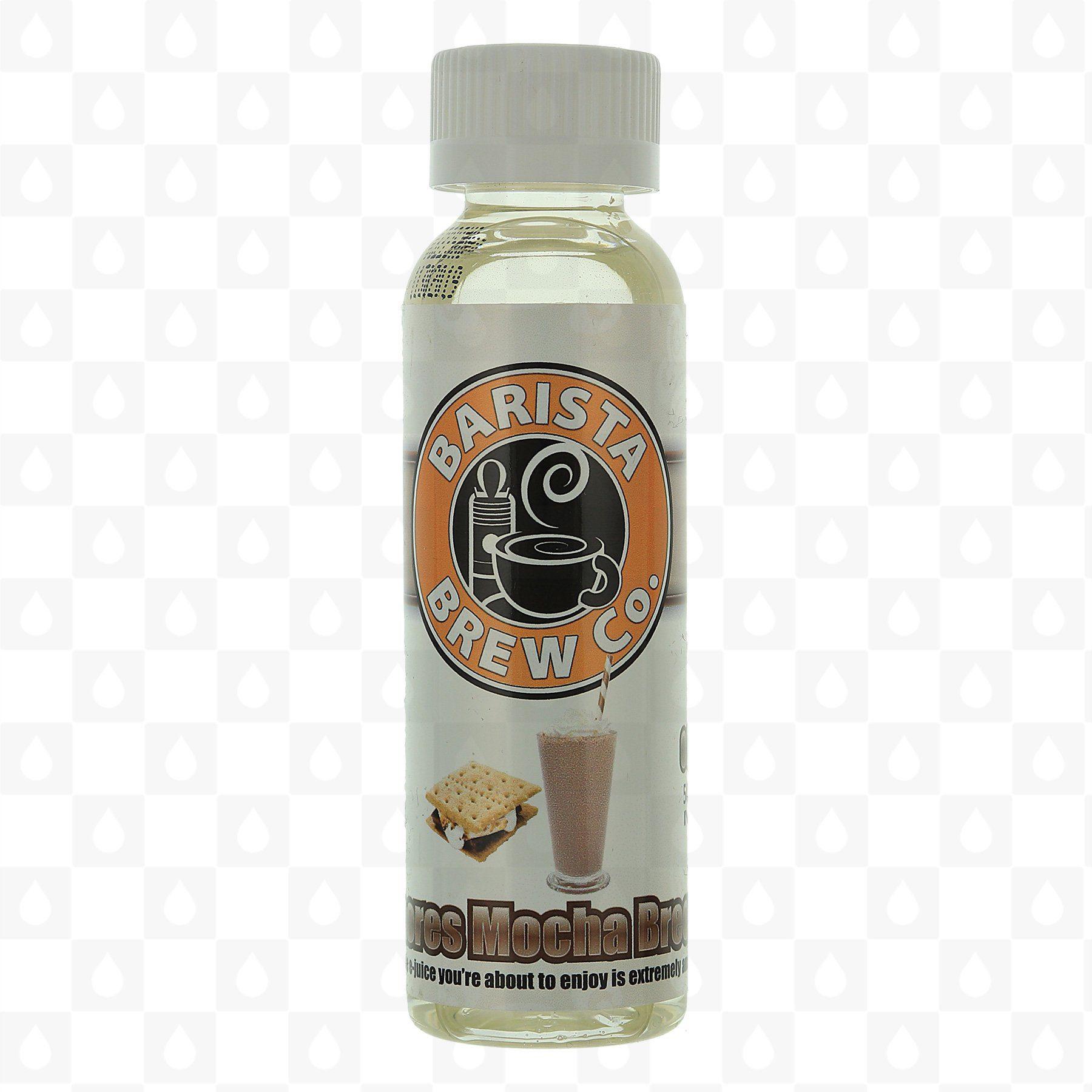 Barista Brew Co S'mores Mocha Breeze 50ml Shortfill E-Liquid
