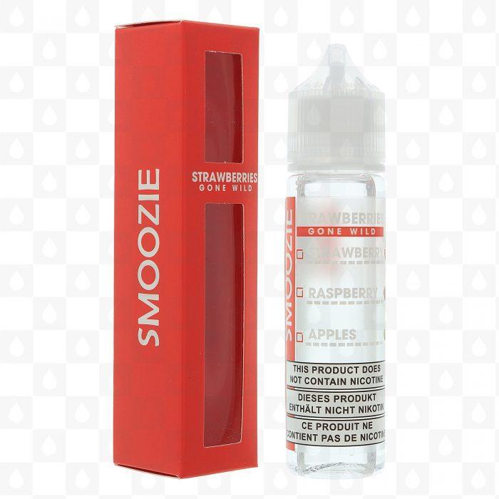 Smoozie Strawberry Gone Wild 50ml Shortfill E-Liquid