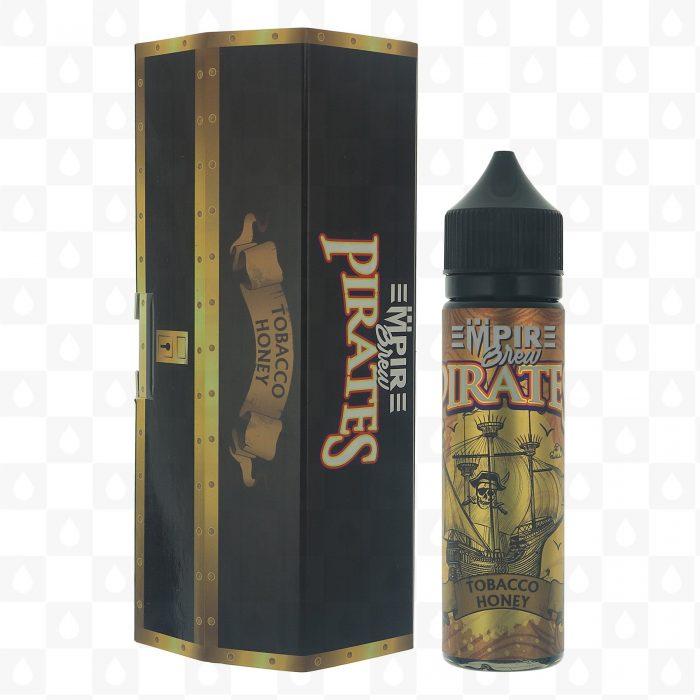 Empire Brew Pirates Honey Tobacco 50ml Shortfill E-Liquid