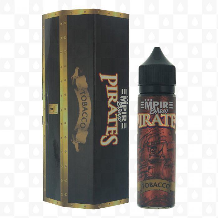 Empire Brew Pirates Tobacco 50ml Shortfill E-Liquid