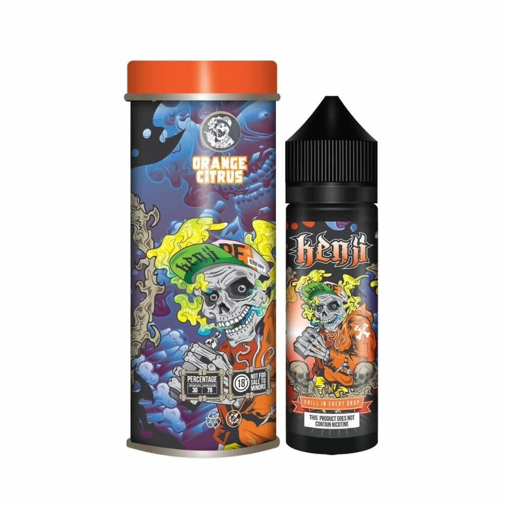 Kenji Orange Citrus 50ml Shortfill E-Liquid