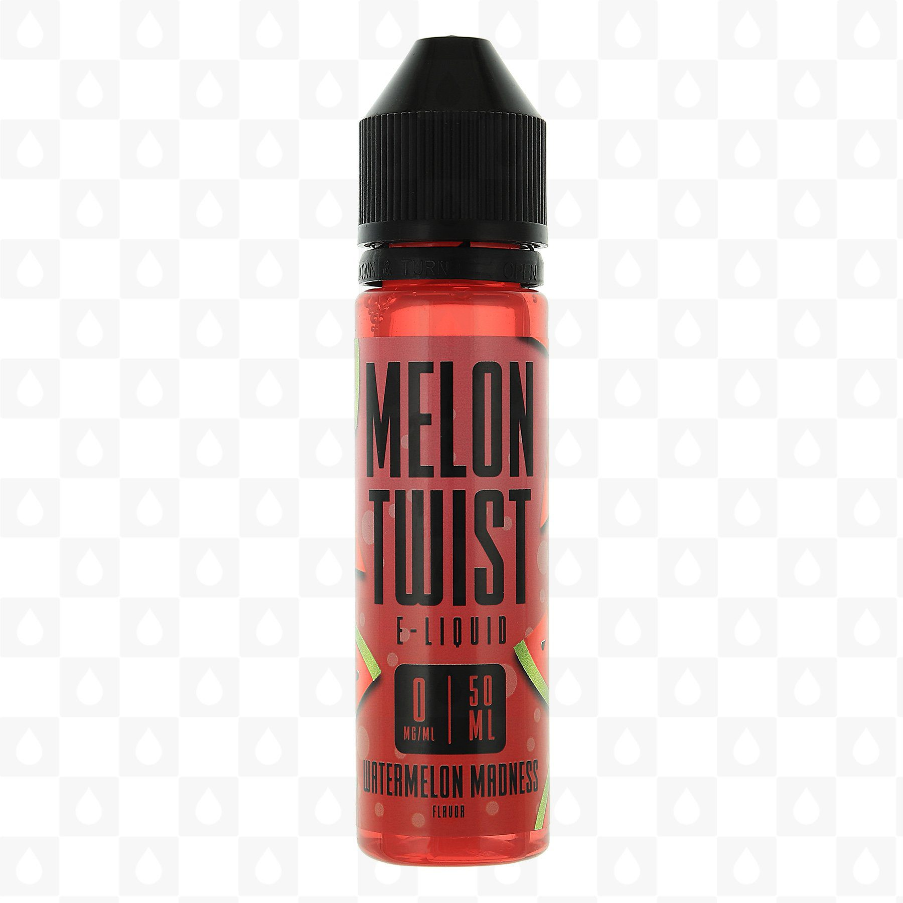 Melon Twist Watermelon Madness 50ml Shortfill E-Liquid