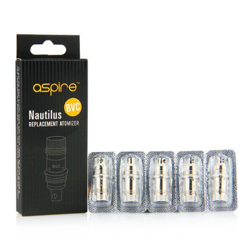Aspire BVC Nautilus K3 Replacement Coils