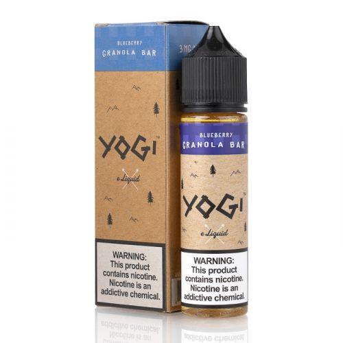 Yogi Blueberry Granola Bar 50ml Shortfill E-Liquid