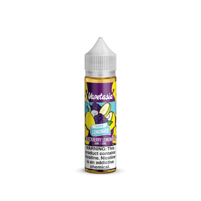 Vapetasia Blackberry Lemonade 50ml Shortfill E-Liquid