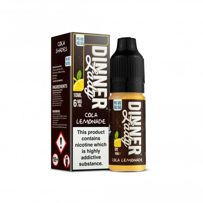 Dinner Lady Cola Lemonade 10ml