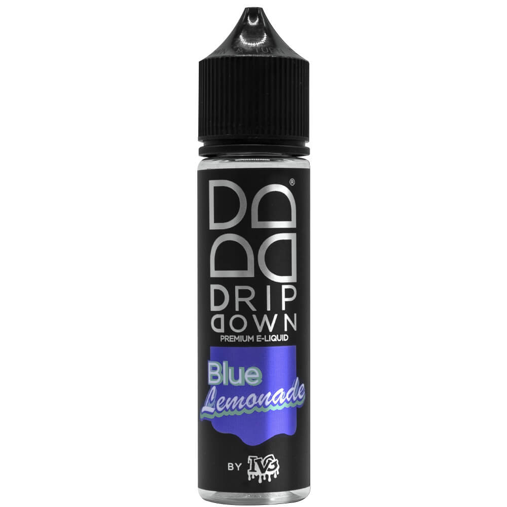 Drip Down Blue Lemonade 50ml Shortfill E-Liquid