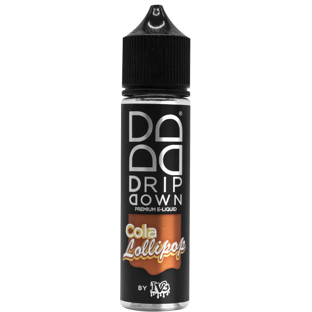 Drip Down Cola Lollipop 50ml Shortfill E-Liquid
