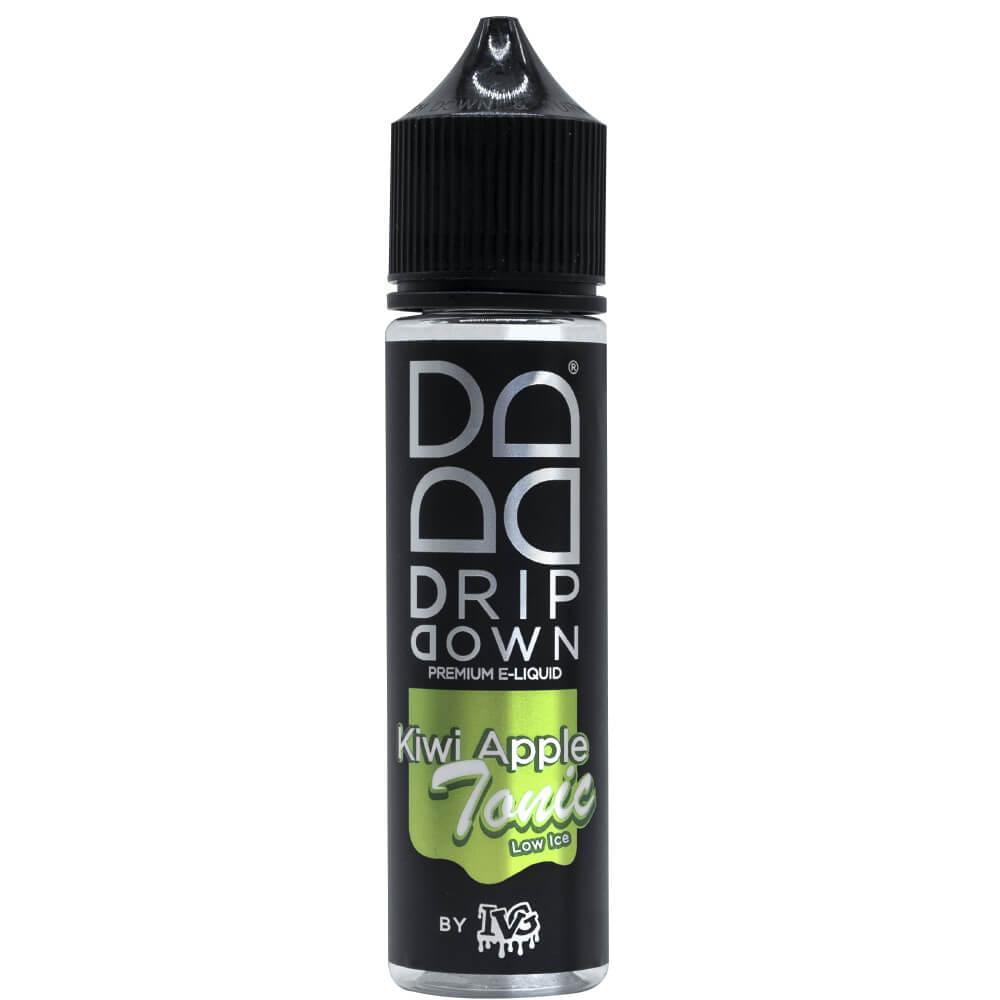 Drip Down Kiwi Apple Tonic Low Ice 50ml Shortfill E-Liquid